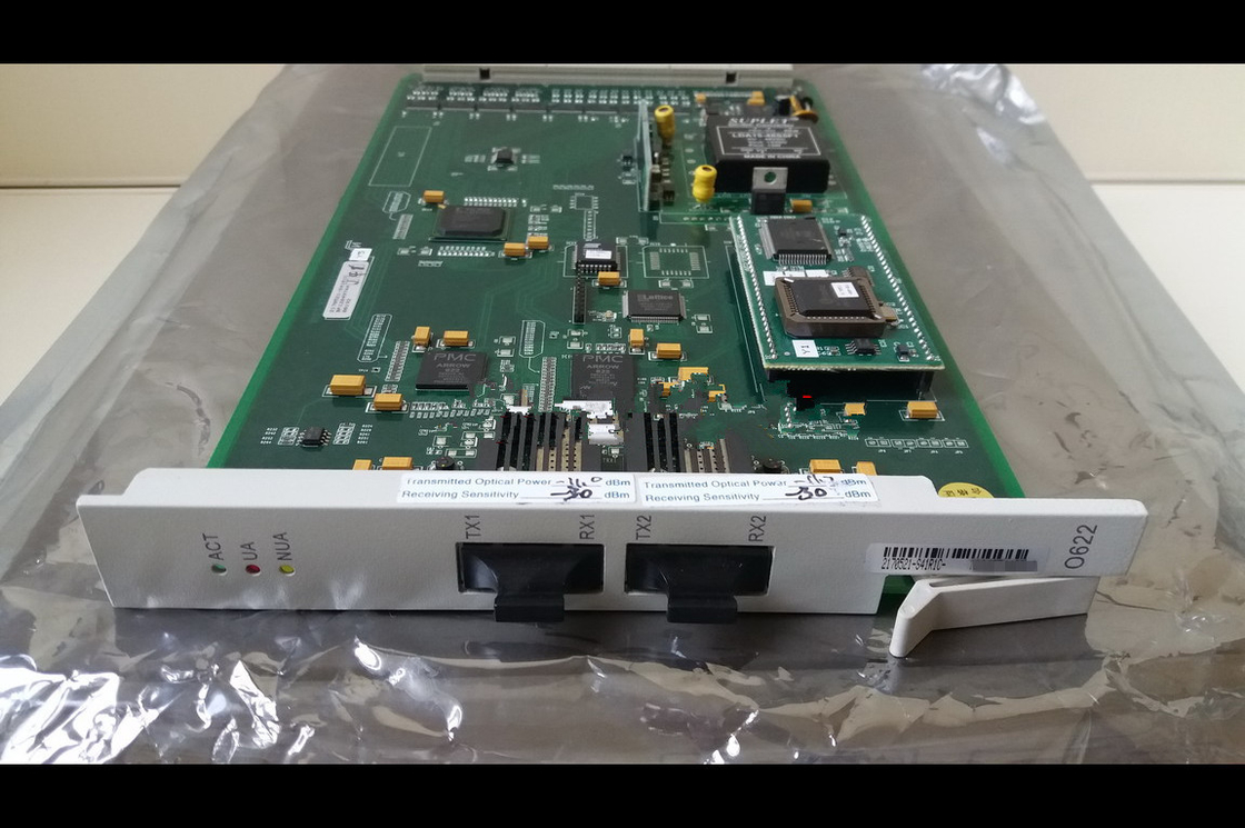 O622 STM-4 Fiberhome IBAS 180 Achieve E/O Conversion With Overhead Processing Function